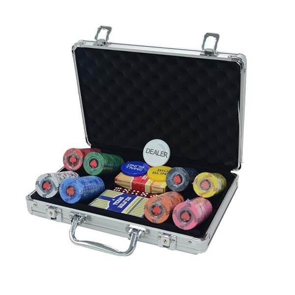 malette de poker haut de gamme