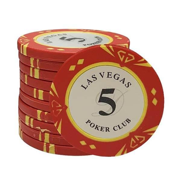 jeton poker vegas