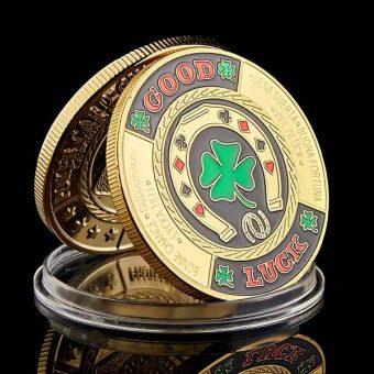 porte clé jeton poker