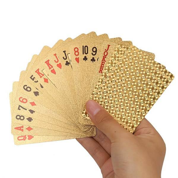 carte poker or