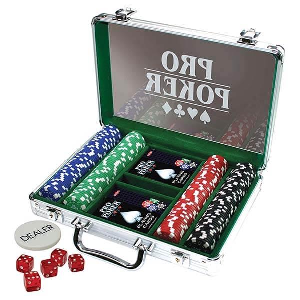 malette de poker 200 jetons