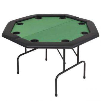 table de poker hexagonale